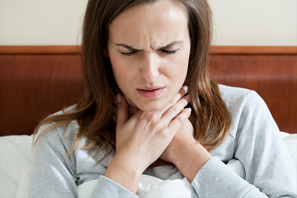 Why Do I Have a Sore Throat?